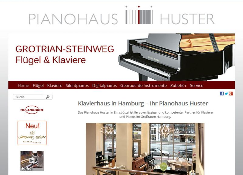Pianohaus Huster